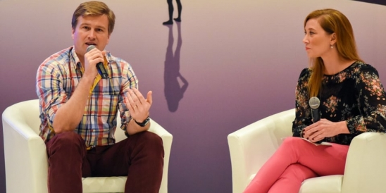 Image for Money2020 Asia: Stardust Stage Interview with Kristo Käärmann Transferwise and Chloe James - March 2018